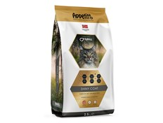 Appetitt Cat Shiny Coat kattemat 2,5 kg
