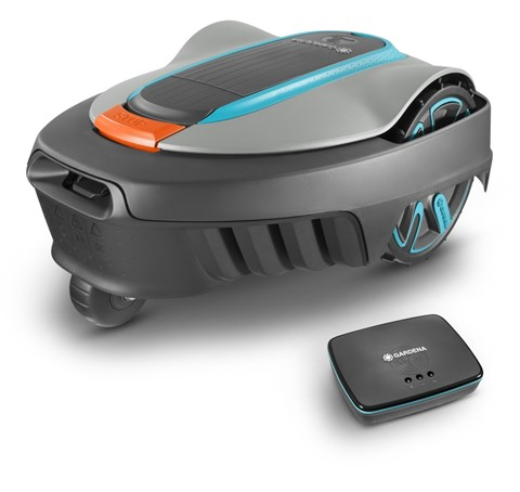Gardena Robotklipper Smart Sileno City 500