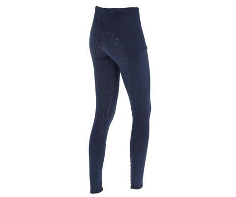 Covalliero Equona ridetights dame blå