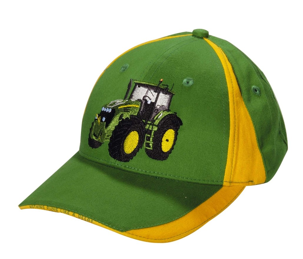 John Deere Caps for barn