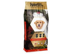 Appetitt Maintenance medium breed hundefôr 12 kg