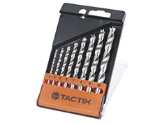Tactix Borsett for tre 8 deler 3-10 mm