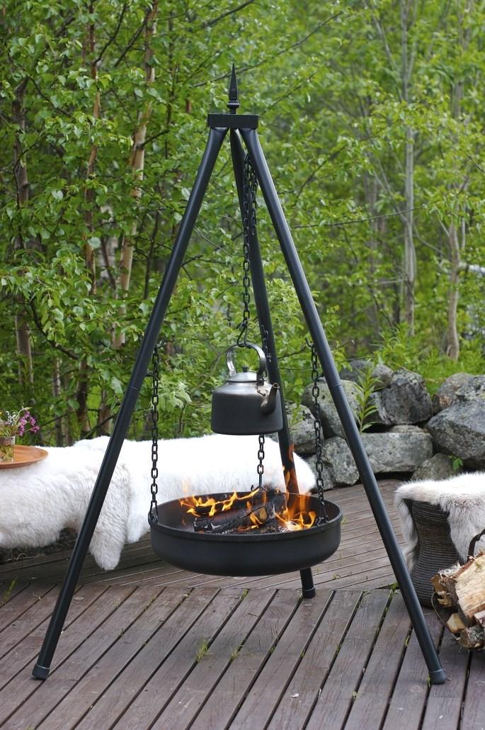 Utrolig Felleskjøpet nettbutikk - Espegard Bålpanne 60 cm fra Espegard FT-39