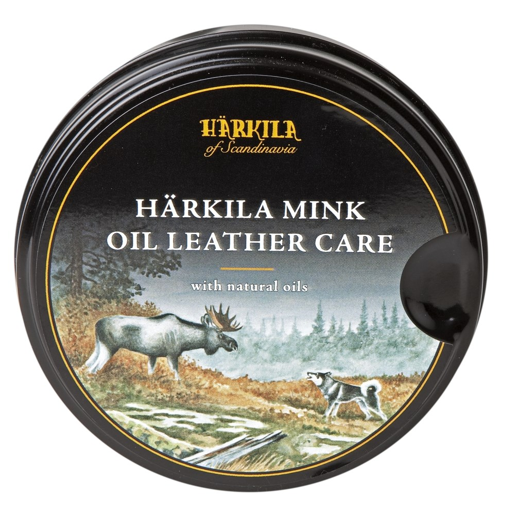 Härkila Mink Oil lærpleie 170 ml